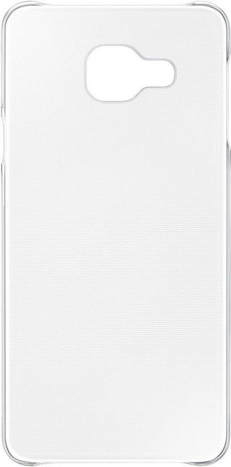 Samsung Handytasche »Slim Cover EF-AA310 für Galaxy A3 (2016)« in Transparent