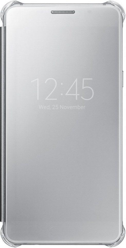 Samsung Handytasche »Clear View Cover EF-ZA510 für Galaxy A5 (2016)« in Silber