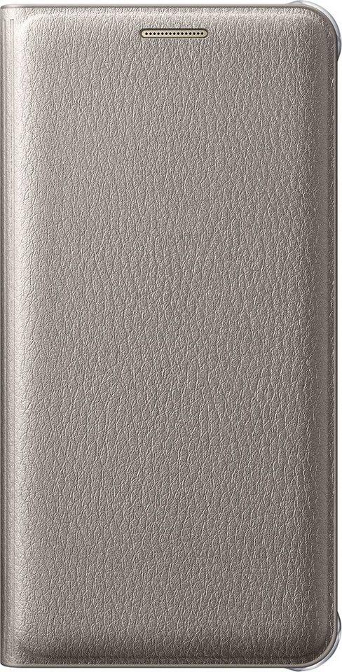 Samsung Handytasche »Flip Wallet EF-WA310 für Galaxy A3 (2016)« in Gold