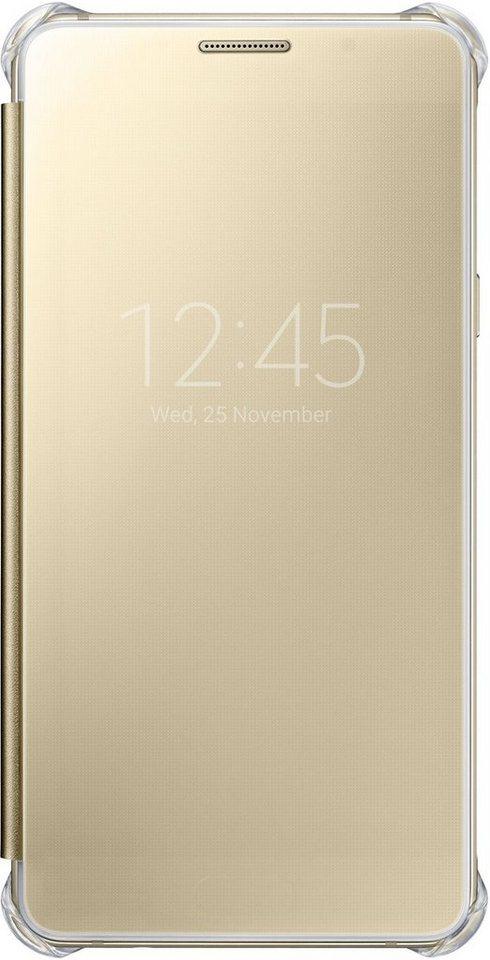 Samsung Handytasche »Clear View Cover EF-ZA510 für Galaxy A5 (2016)« in Gold