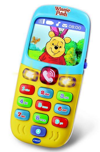 Vtech® Spieltelefon »VTech Baby - Winnie Puuh Lernhandy«