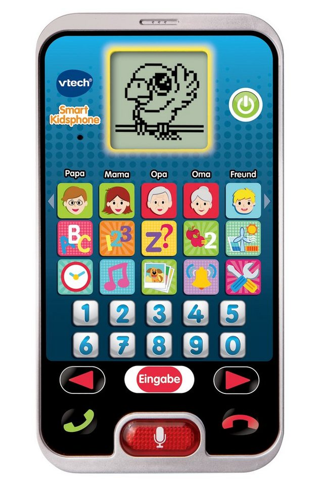VTech Kinder-Smartphone, »Ready Set School - Smart Kidsphone«