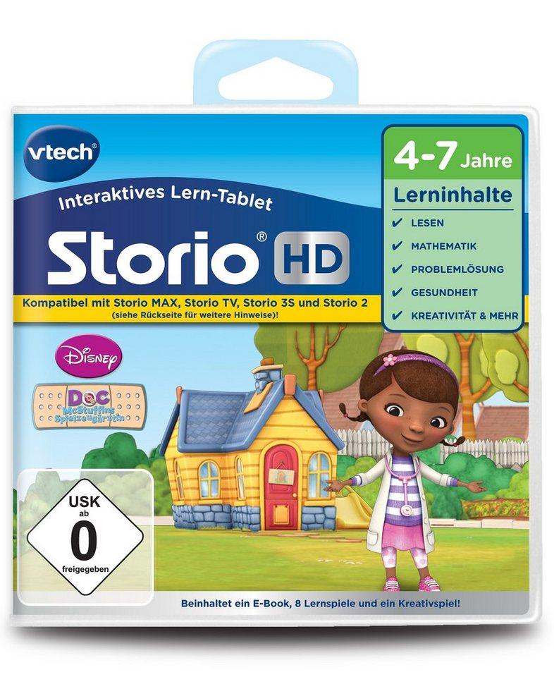 VTech Lernspiel, »Storio® - Doc McStuffins TV«