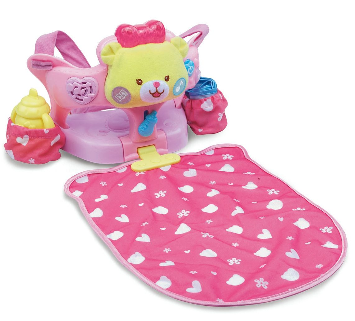 VTech 2-in-1 Puppentragegurt, »Little Love«