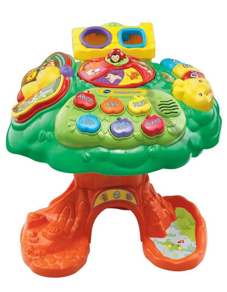 VTech Lernspielzeug, »VTech Baby - Lernspaß Baum«