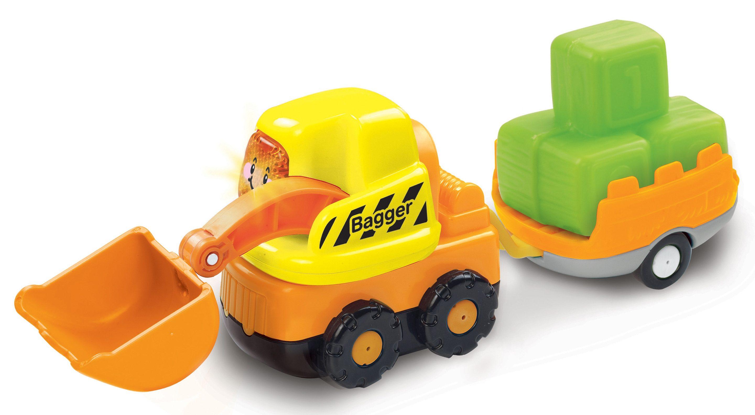 VTech Fahrzeug-Set 2-tlg., »Tut Tut Baby Flitzer«