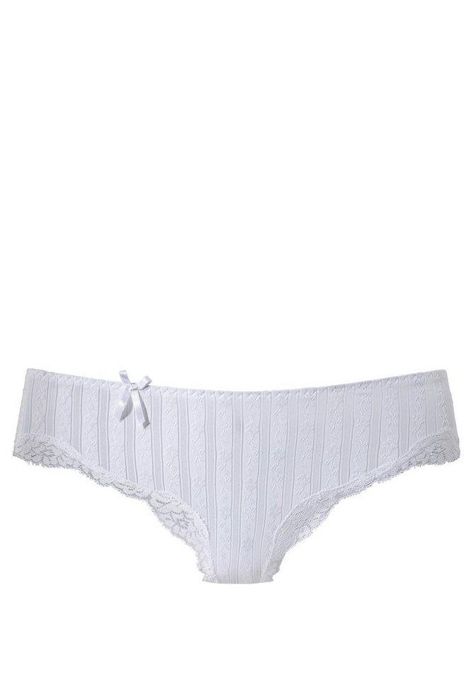Passionata Panty »Passio« in weiß