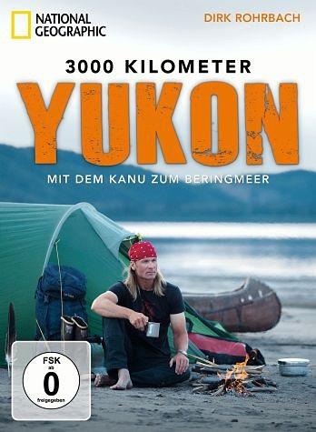 DVD »National Geographic - 300 Kilometer Yukon: Mit...«