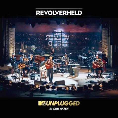 Audio CD »Revolverheld: Mtv Unplugged In Drei Akten«