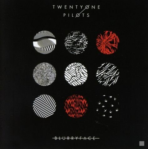 Audio CD »Twenty One Pilots: Blurryface«