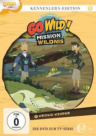 DVD »Go Wild! Mission Wildnis - Kennenlern-Edition 1«