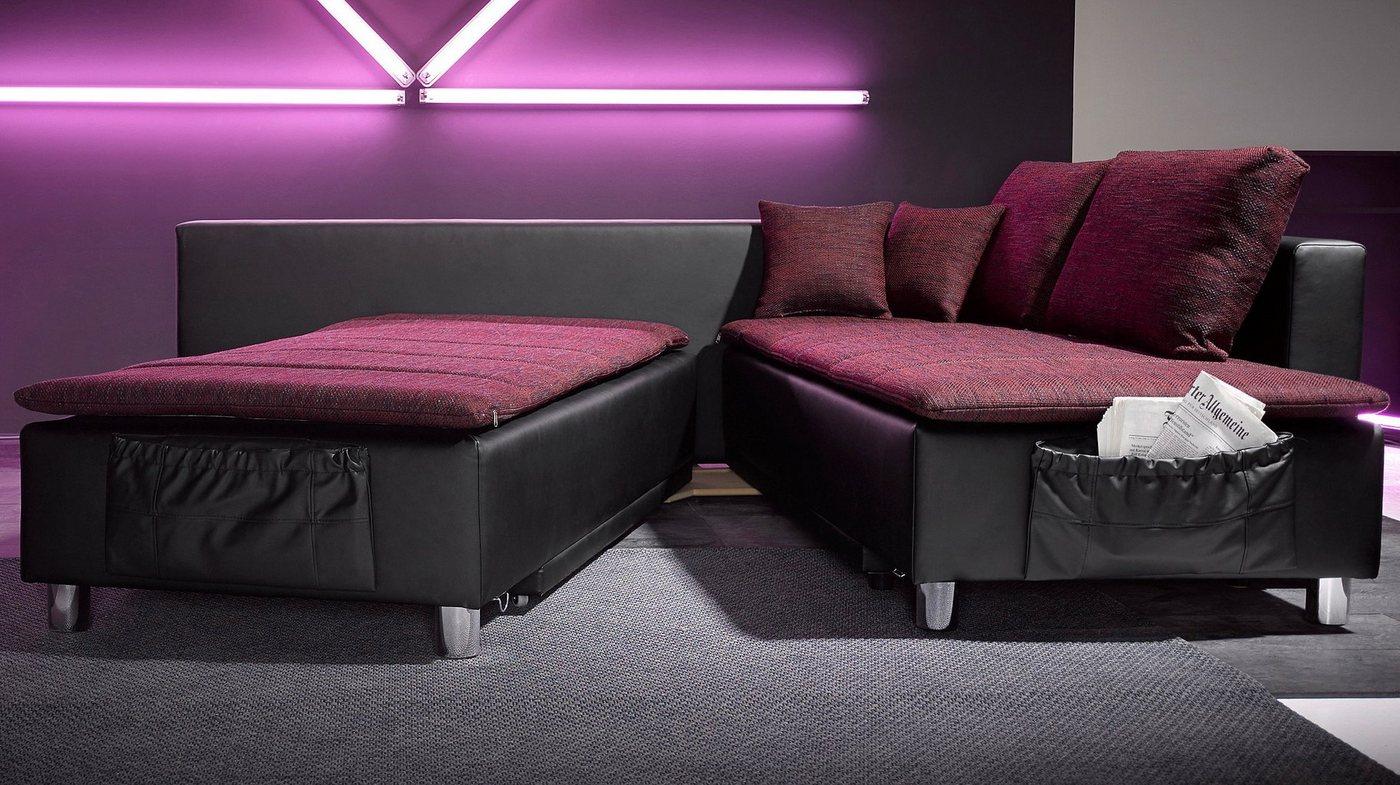 ottomane mit schlaffunktion machen sie den preisvergleich bei nextag. Black Bedroom Furniture Sets. Home Design Ideas