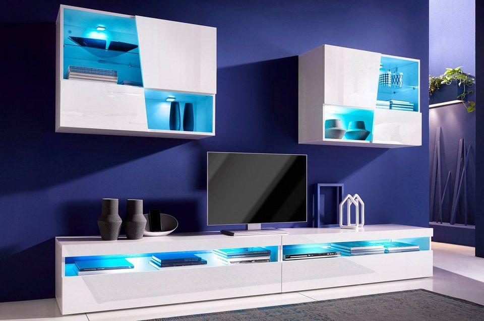 INOSIGN Wohnwand (4-tlg.) online kaufen | OTTO