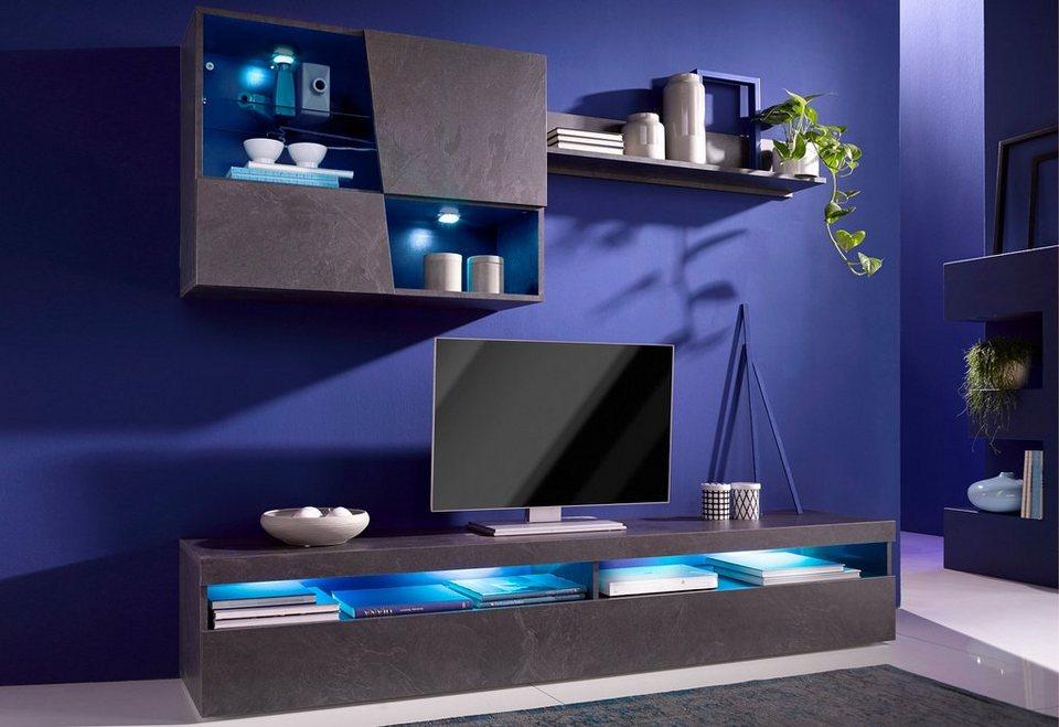 INOSIGN Wohnwand (3-tlg.) online kaufen | OTTO