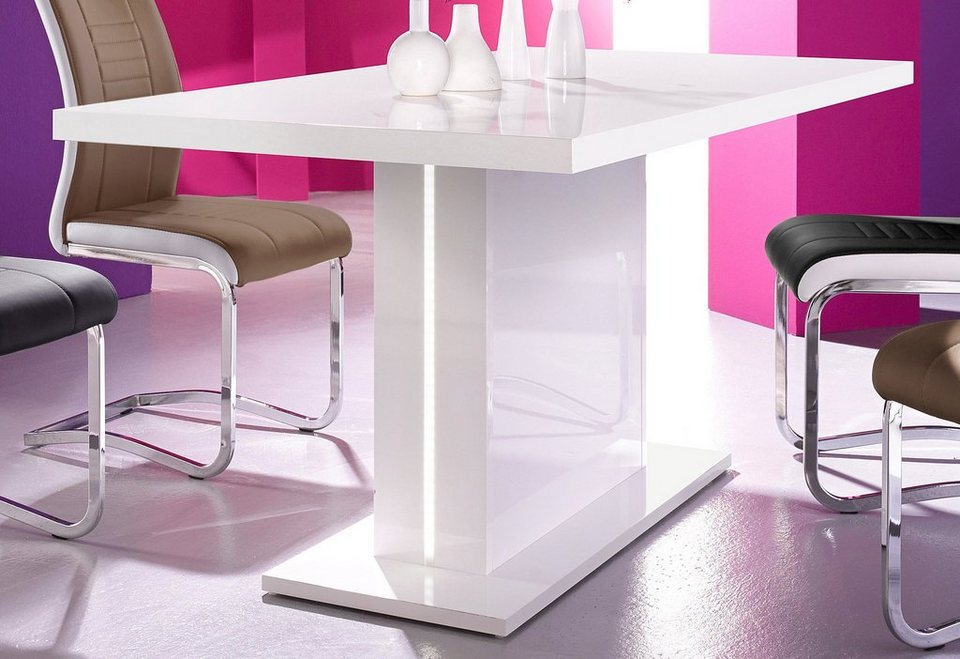 inosign esstisch breite 180 cm made in germany otto. Black Bedroom Furniture Sets. Home Design Ideas