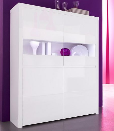 INOSIGN Highboard, Höhe 146 cm, Made in Germany