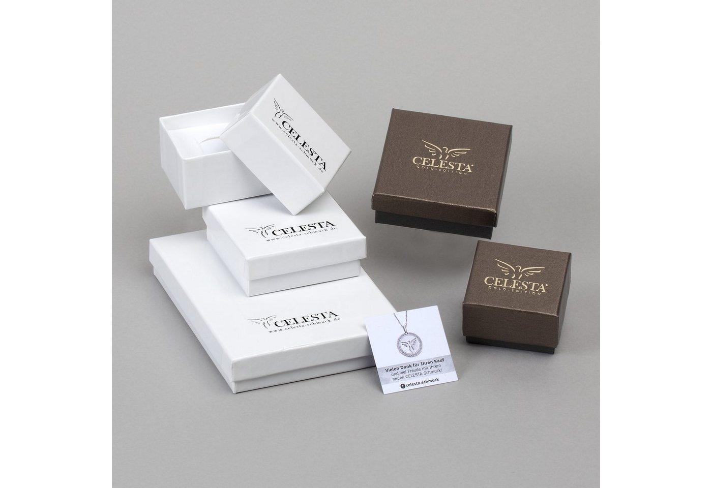 CELESTA Ring »925/- Silber 1x Diamant«