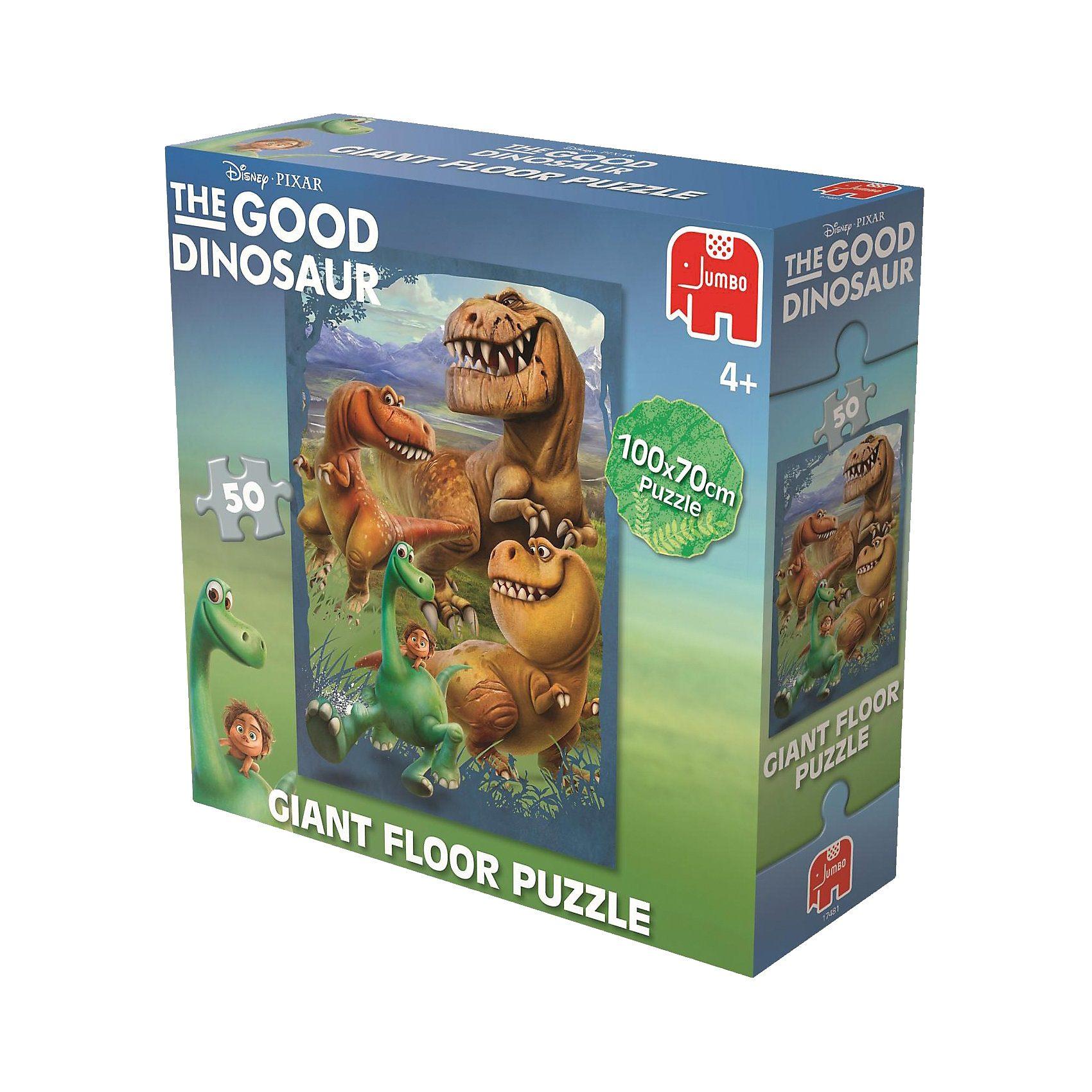 Jumbo Bodenpuzzle 24 Teile - Disney Arlo & Spot