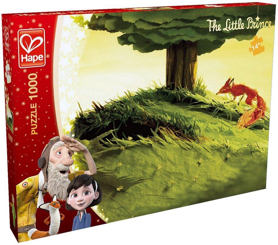 Hape Puzzle, 1000 Teile, »Der kleine Prinz - Komm und spiel mit mir«