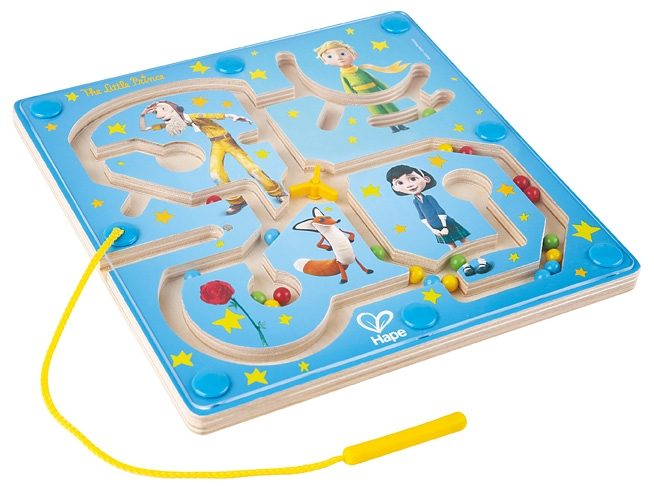 Hape Magnetspiel aus Holz, »Der kleine Prinz«