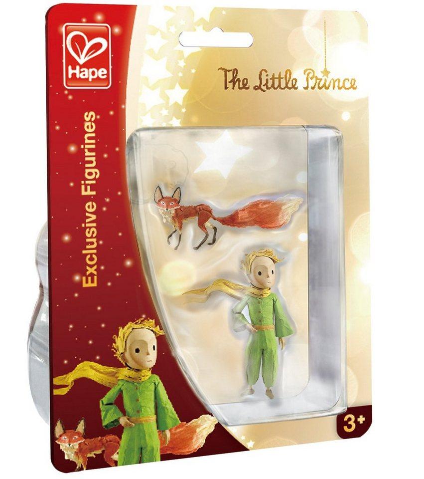 Hape Set Spielfiguren 2-tlg., »Der kleine Prinz - Der Kleine Prinz mit Fuchs«