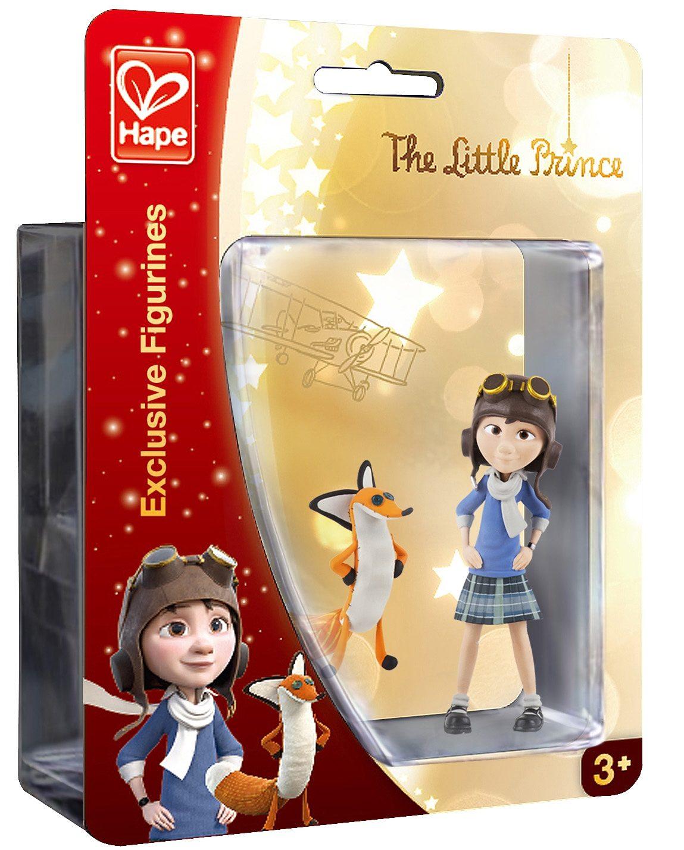 Hape Set Spielfiguren 2-tlg, »Der kleine Prinz - Kleines Mädchen und Fuchs«