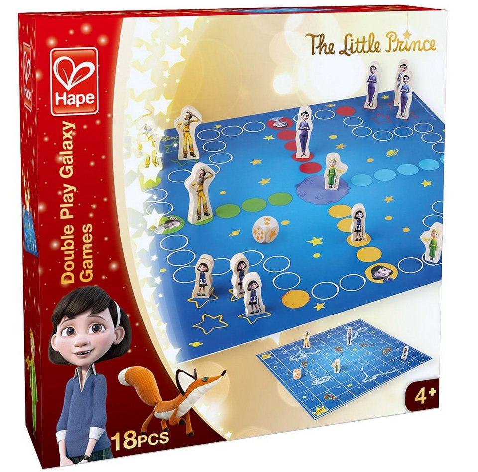 Hape Würfelspiel 2-in-1, »Der kleine Prinz - Galaxy-Spiel-Sammlung«