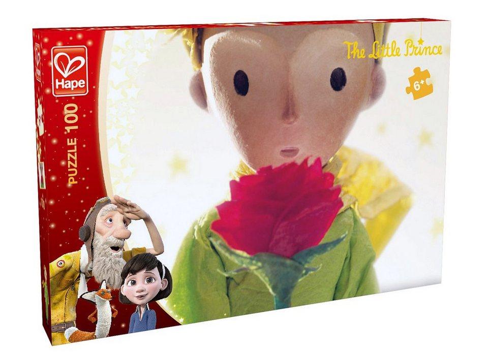 Hape Puzzle, 100 Teile, »Der kleine Prinz - Du bist so schön«