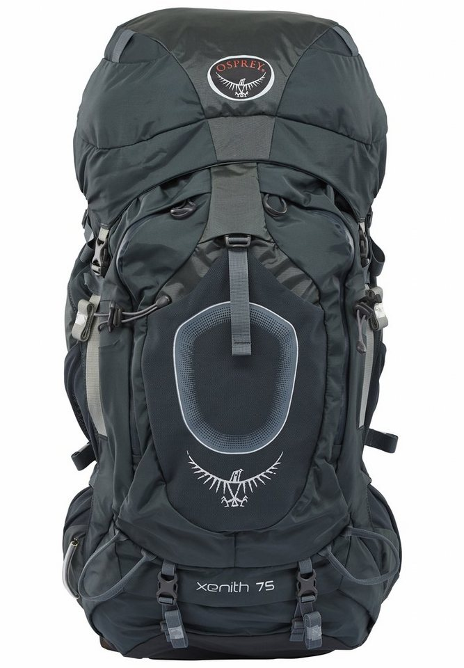 Osprey Sport- und Freizeittasche »Xenith 75 Backpack Men M« in grau