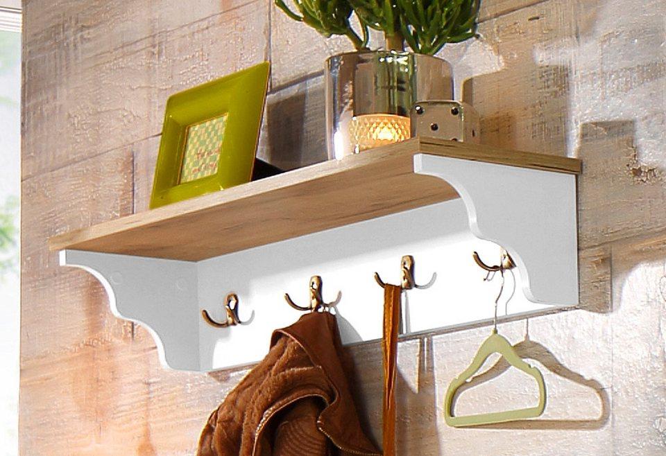 home affaire h ngegarderobe milla online kaufen otto. Black Bedroom Furniture Sets. Home Design Ideas