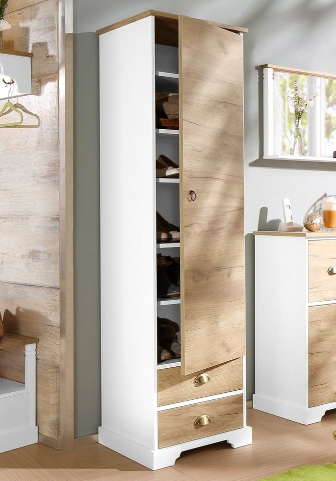 home affaire schuhschrank milla online kaufen otto. Black Bedroom Furniture Sets. Home Design Ideas