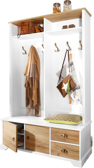 Garderoben Sets - Home affaire Kompaktgarderobe »Milla«  - Onlineshop OTTO