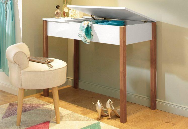 home affaire schminktisch chic breite 100 cm otto. Black Bedroom Furniture Sets. Home Design Ideas