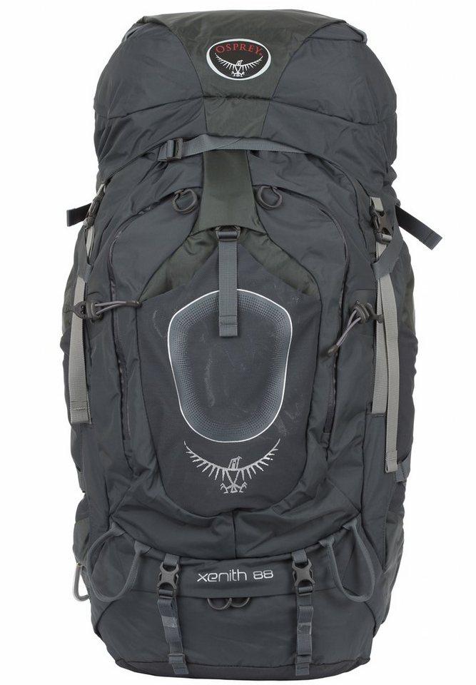 Osprey Sport- und Freizeittasche »Xenith 88 Backpack Men M« in grau