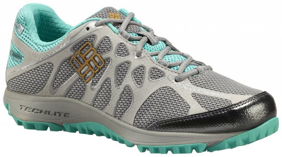 Columbia Freizeitschuh »Conspiracy Titanium Outdry Shoes Women« in grau
