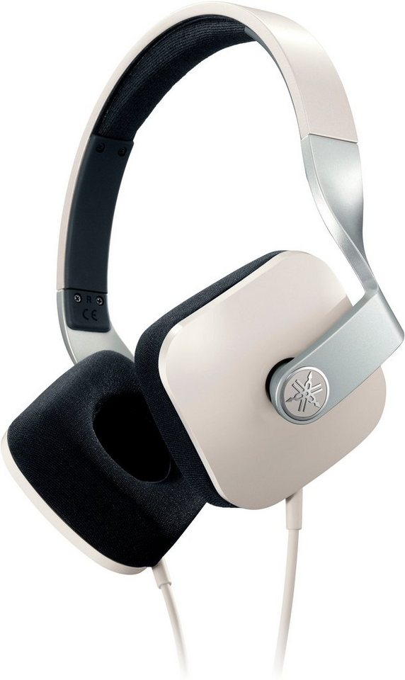 Yamaha HPH-M82 On-Ear-Kopfhörer in weiß