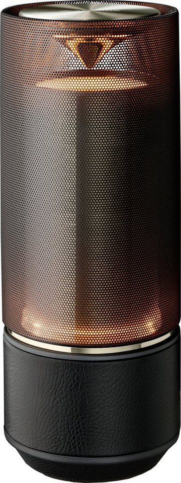 Yamaha Relit LSX-70 Tragbarer Bluetooth-Lautsprecher in schwarz