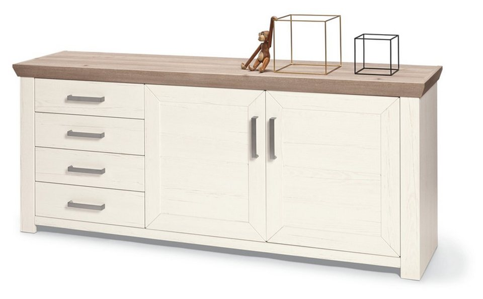 Set one by musterring sideboard york typ 51 pino for Couchtisch york set one