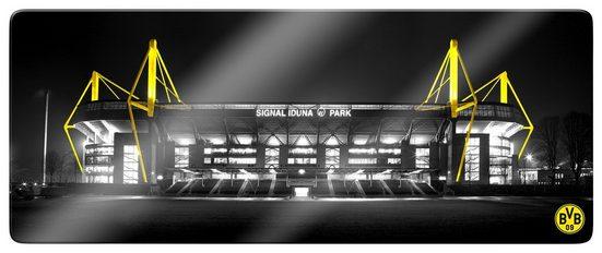 Glasbild »BVB Signal Iduna Park«, 100/40 cm