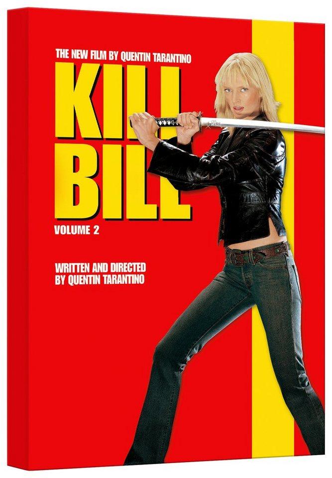 Home affaire Leinwandbild »Kill Bill - The Movie«, 40/60 cm in mehrfarbig