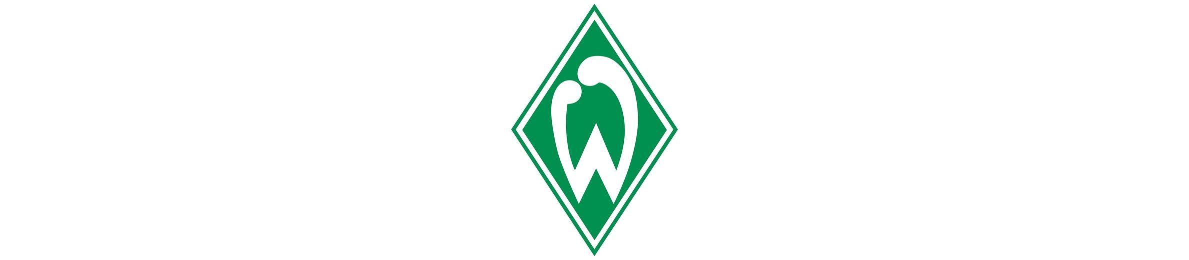 Home affaire Wandtattoo »Werder Bremen Logo«, 40/60 cm