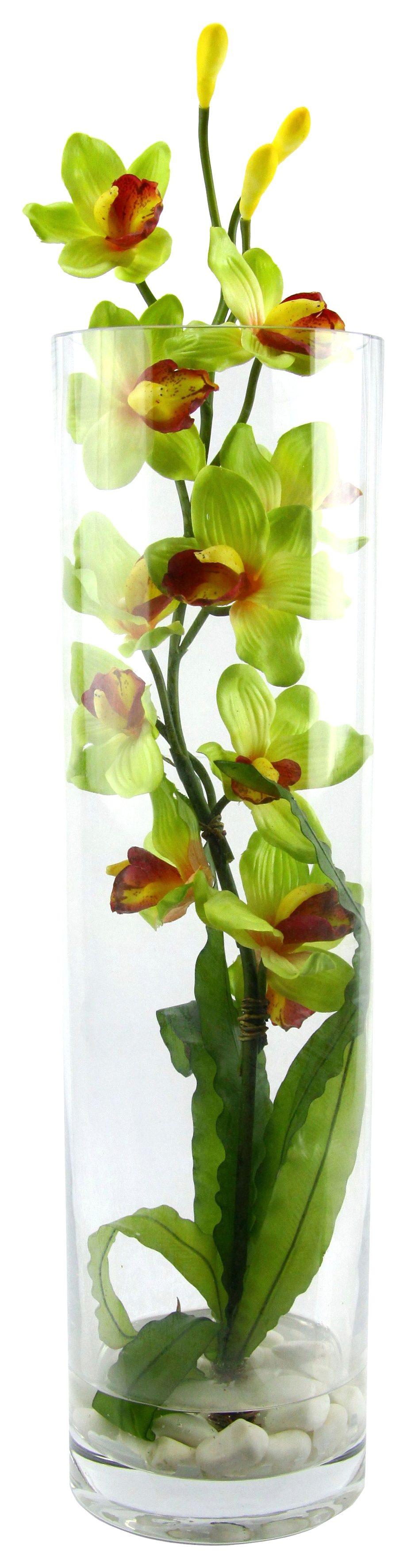 Home affaire Kunstblume »Orchidee im Glas«
