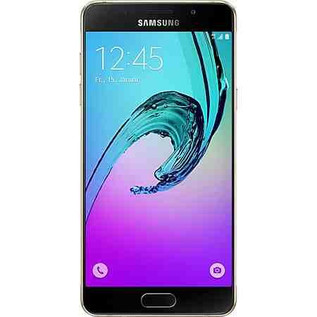 Samsung Galaxy A5 (2016) - A510F Smartphone, 13,2 cm (5,2 Zoll) Display, LTE (4G)