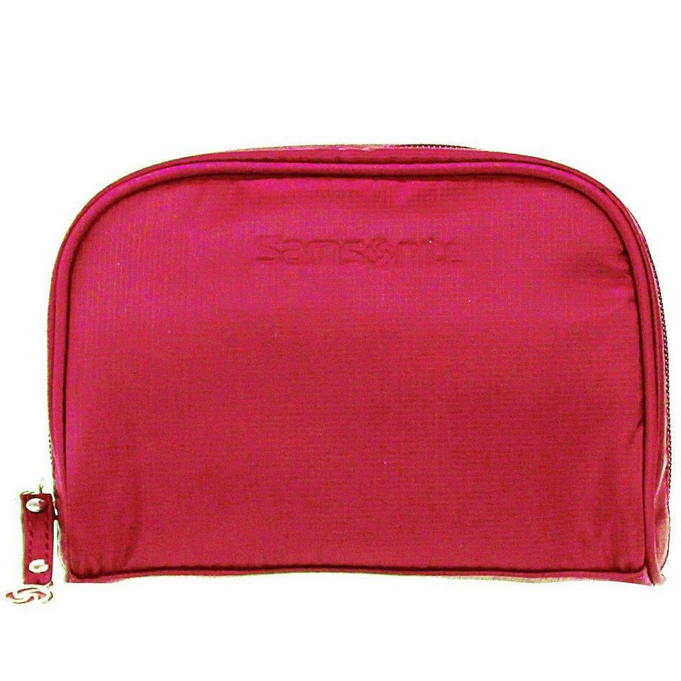Samsonite Samsonite Move Cosmetic Cases Make-Up Pouch Kosmetiktasche 17,5 in poppy red
