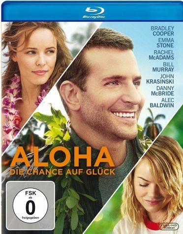 Blu-ray »Aloha - Die Chance auf Glück«