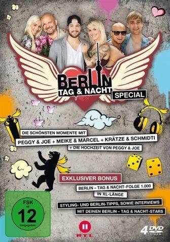 DVD »Berlin - Tag & Nacht - Special (4 Discs)«