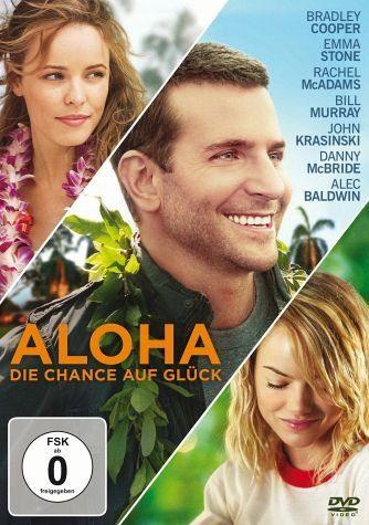 DVD »Aloha - Die Chance auf Glück«