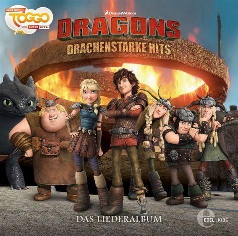 Audio CD »Diverse: Liederalbum-Drachenstarke Hits«