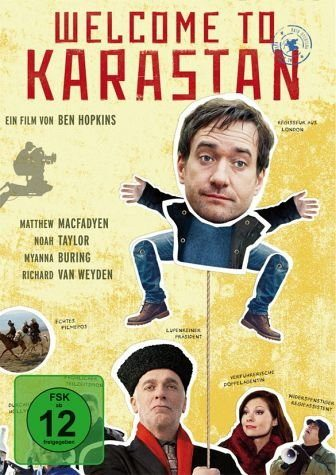 DVD »Welcome to Karastan«