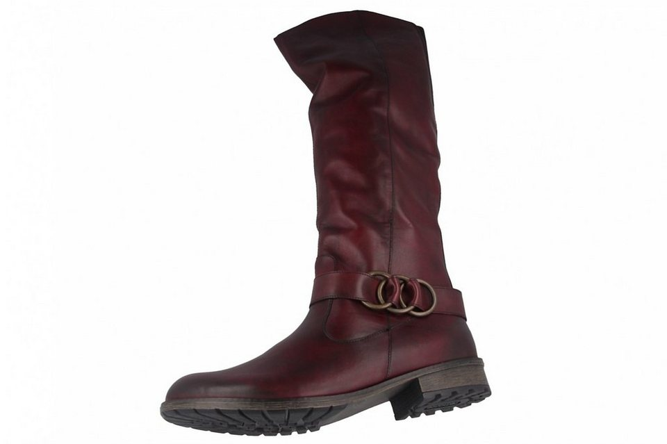 Remonte Stiefel in Rot